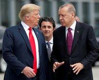 ABD'den Trump-Erdoğan buluşmasına ilişkin açıklama