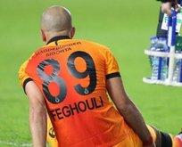 Galatasaray'dan Feghouli açıklaması!