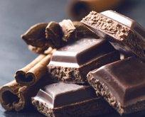 İki gözüm çikolata
