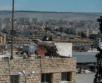 ÖSO, Maaranaz'ı YPG/PKK'dan kurtardı
