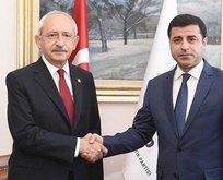 CHP-HDP ittifakında derin Barış Pınarı çatlağı