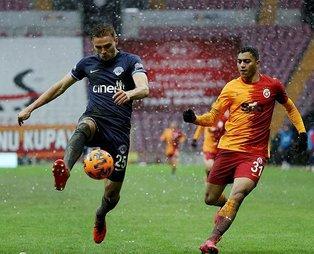 Kasımpaşa'dan Galatasaray maçı sonrası bomba açıklama: Hakemler tarafsızlığını yitirmiştir