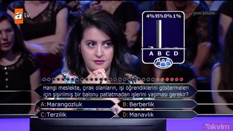 Kim Milyoner Olmak İster? 772. bölüm soru ve cevapları