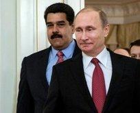 Maduro'dan bomba Rusya emri!
