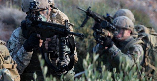 Bitlis'te terör örgütüne darbe! 5 terörist EX!