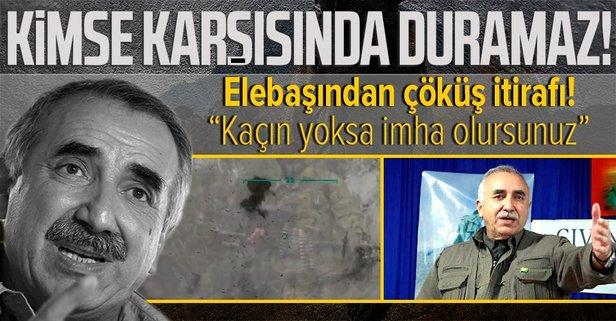 Elebaşında Pençe harekatı itirafı