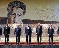 Kırgızistan'da kritik zirve sona erdi