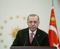Başkan Erdoğan'dan Cuma sonrası koronavirüs uyarısı