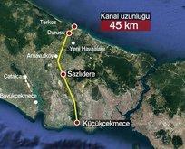 Kanal İstanbul ile 19 ilçenin kaderi değişecek