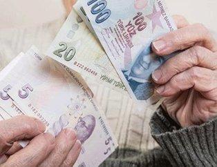 SSK emeklisine bin 818 TL | Memur emeklisine farklı maaş