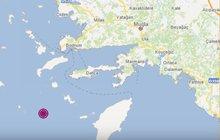 Muğla Datça açıklarında 5 büyüklüğünde deprem