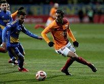 Galatasarayda yaprak dökümü