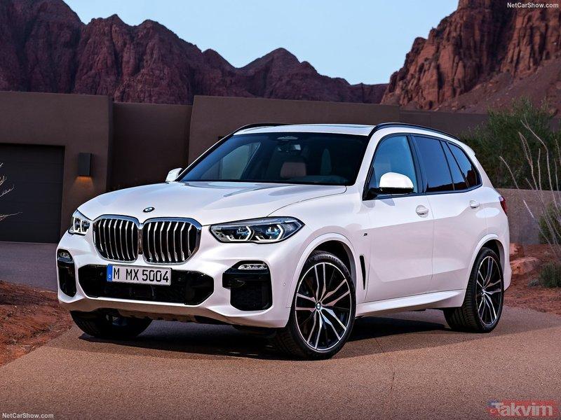 2019 BMW X5 resmen tanıtıldı! İşte yeni BMW X5'in özellikleri