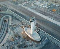 İşte Yeni Havalimanı havadan görüntülendi!