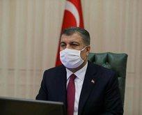 İstanbul'da Kovid-19 toplantısı yapıldı