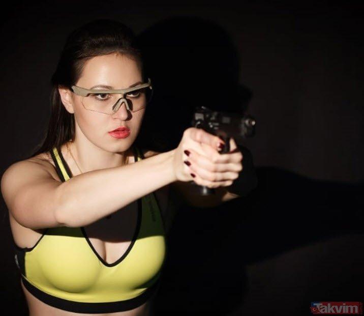 'Güzel ve tehlikeli' Anna Yants!