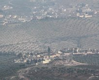 Afrinde siviller göçe başladı