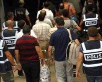 Polis teşkilatında FETÖ operasyonu
