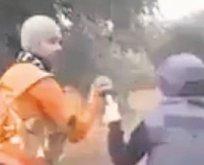 Türk askeri sivilleri vurmuyor