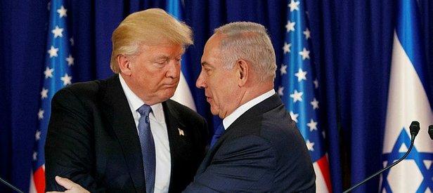 ABD, İsrail için bakın ne yaptı
