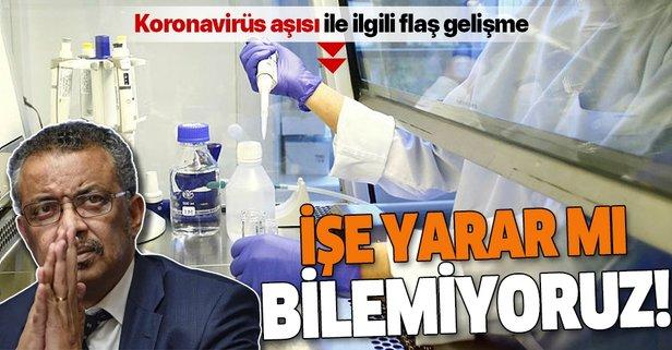 DSÖ'den flaş koronavirüs açıklaması