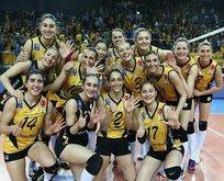 VakıfBank, CEV Şampiyonlar Ligi'nde Dörtlü Final'de