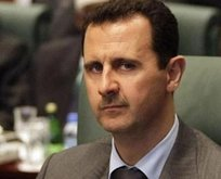 Esed'in uçağını Şam'da düşürdüler