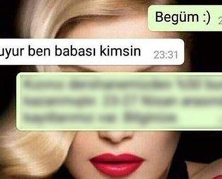 WhatsApp'ta genç kızın sevgilisinden babasına müthiş cevap
