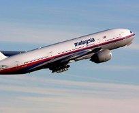 Kayıp Malezya uçağına ne oldu?