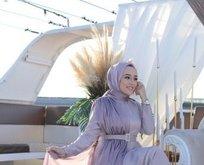 Influencer Melike Çengel Dubai yolcusu