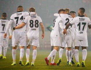 Beşiktaş'tan güzel başlangıç! (MS: Akhisarspor 1-3 Beşiktaş)