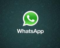 WhatsAppta mesaj silme özelliği Türkiyede kullanıma sunuldu