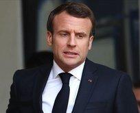 Macron'dan Türkiye ve Karabağ açıklaması