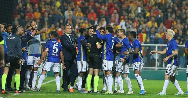 Fenerbahçe itiraz edecek