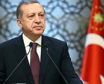 O ülkeden Başkan Erdoğan'a teşekkür mesajı!