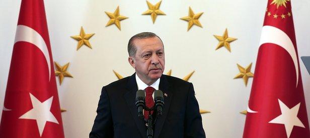 Cumhurbaşkanı Erdoğan: Namert kaçar mert direnir