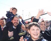 Bakan Albayrak: Yenikapı Cumhur İttifakı'nın zaferini müjdeliyor