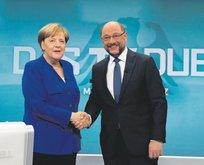 Kendine gel Angela Merkel