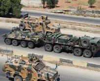 İdlib'deki ortak devriye sırasında alçak saldırı!