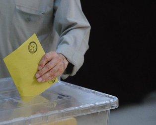 İşte seçimlerde oy kullanacak Suriyeli sayısı