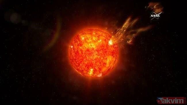 Bilim insanlarından korkutan uyarı: Dünya karanlığa gömülebilir Süper patlama nedir? Yıldızlar nasıl ölürler?