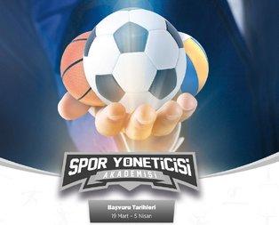 TÜGVA'dan Spor Yöneticisi Akademisi!