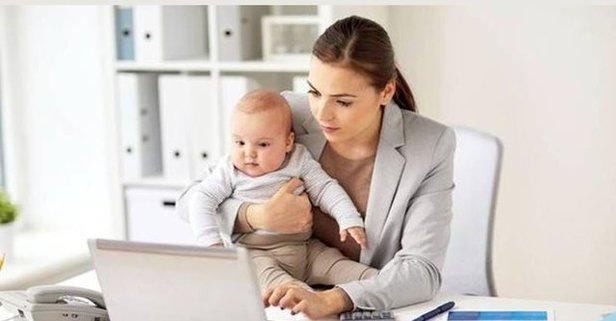 İŞKUR'dan çalışmayan annelere 2.400 TL'ye kadar destek!