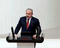 TBMM Başkanı Mustafa Şentop'tan Gence'ye kalleşçe saldıran Ermenistan'a sert tepki gösterdi: Karabağ Azerbaycan'ındır