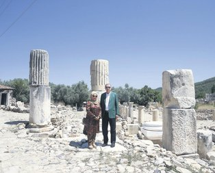 Tarihi ziyaret