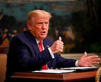 Trump'tan flaş Beyaz Saray açıklaması