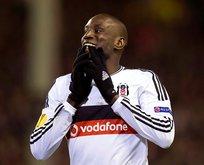 Irkçı saldırıya uğrayan Demba Baya Beşiktaştan destek