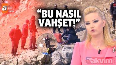 Müge Anlı Özcan Eren son dakikasıyla Türkiye şoke oldu! İnsan uzuvları çıkarılınca komşu konuştu