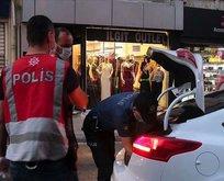 İstanbul'da geniş çaplı huzur uygulaması yapıldı