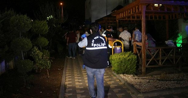 Adana'da sevgililer vuruldu!
